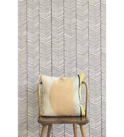 ferm LIVING-collectie Wallpaper Herringbone