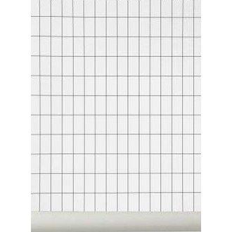ferm LIVING Wallpaper Grid monochrome