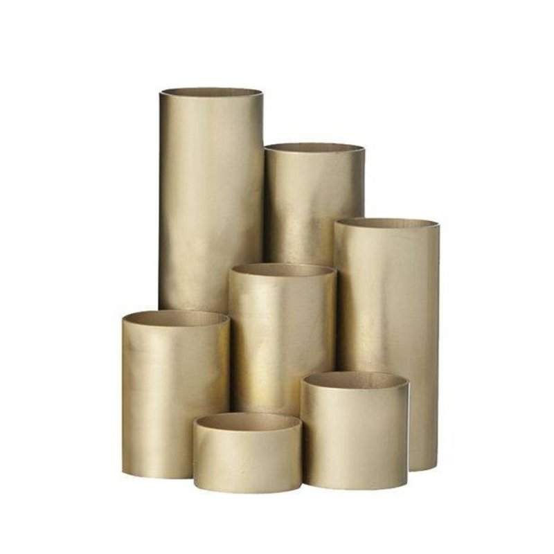 ferm LIVING-collectie Pennenbak goud