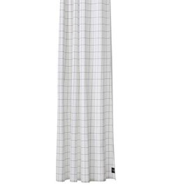ferm LIVING-collectie shower curtain Grid