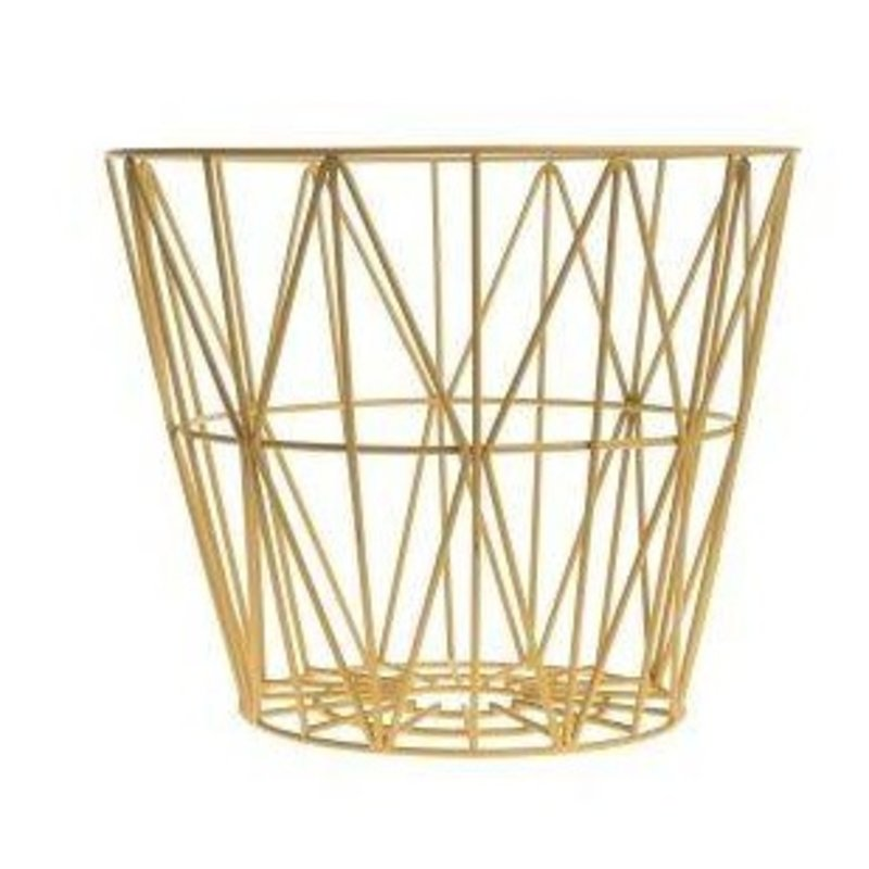 ferm LIVING-collectie New wire yellow