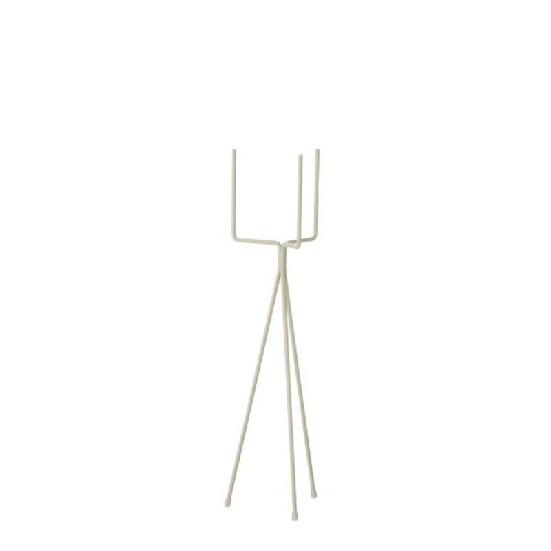 ferm LIVING-collectie Plant Stand - Grey - Small