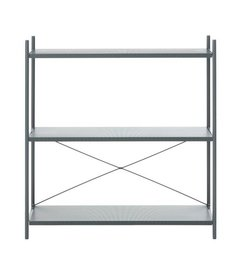 ferm LIVING-collectie Punctual kast systeem -donkerblauw-1x3