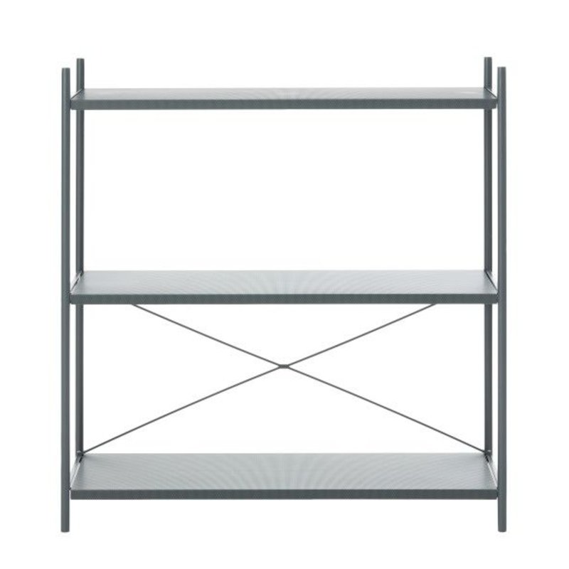 ferm LIVING-collectie Punctual Shelving System -Dark Blue-1x3