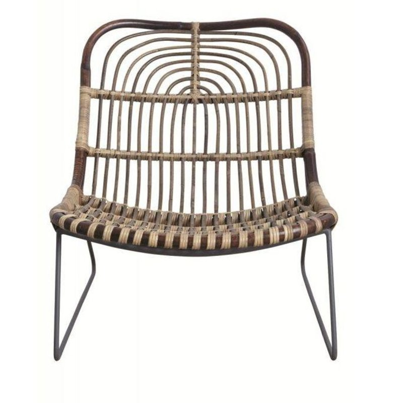House Doctor-collectie Lounge chair Kawa