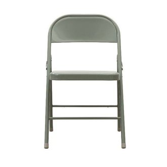 House Doctor Army green folding chair