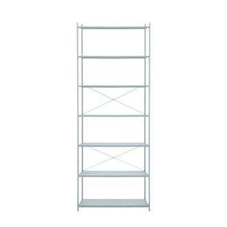 ferm LIVING Punctual Shelving System -Dusty Blue-1x7