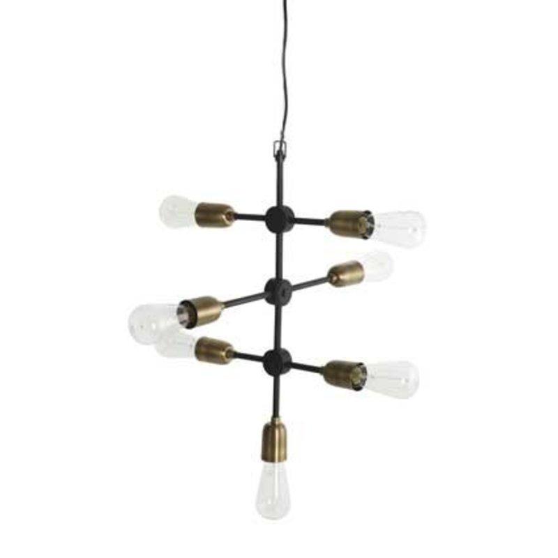House Doctor-collectie hanglamp 'Molecular'