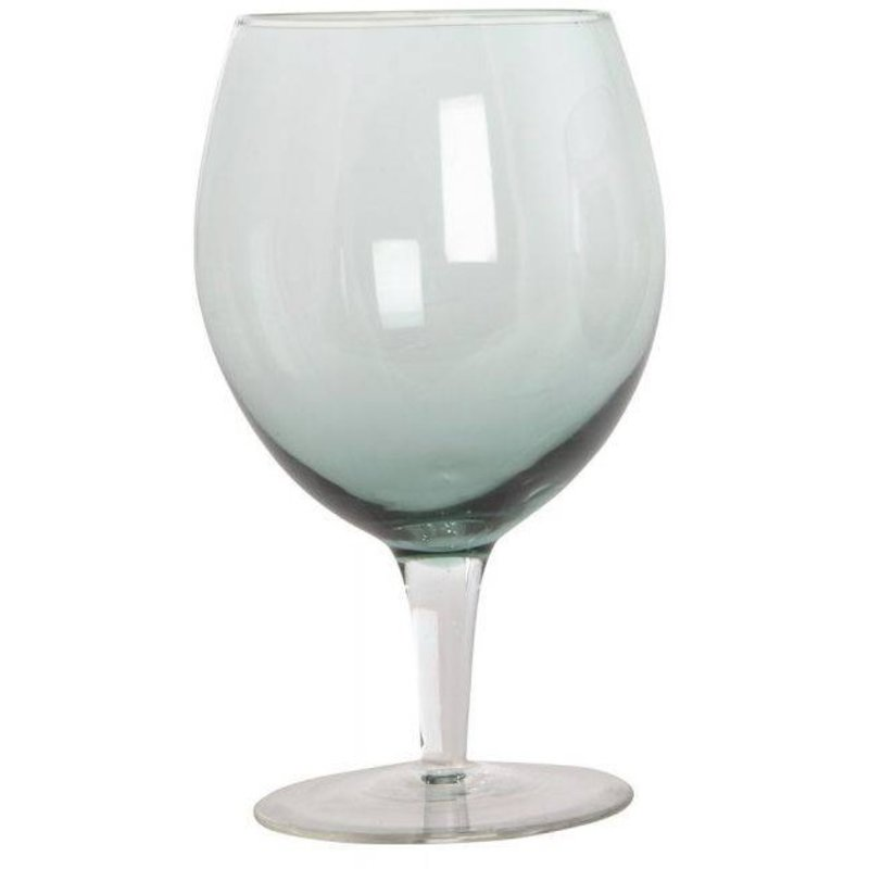 House Doctor-collectie Wineglass Ball dusty green