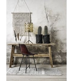 Nordal-collectie leather chair