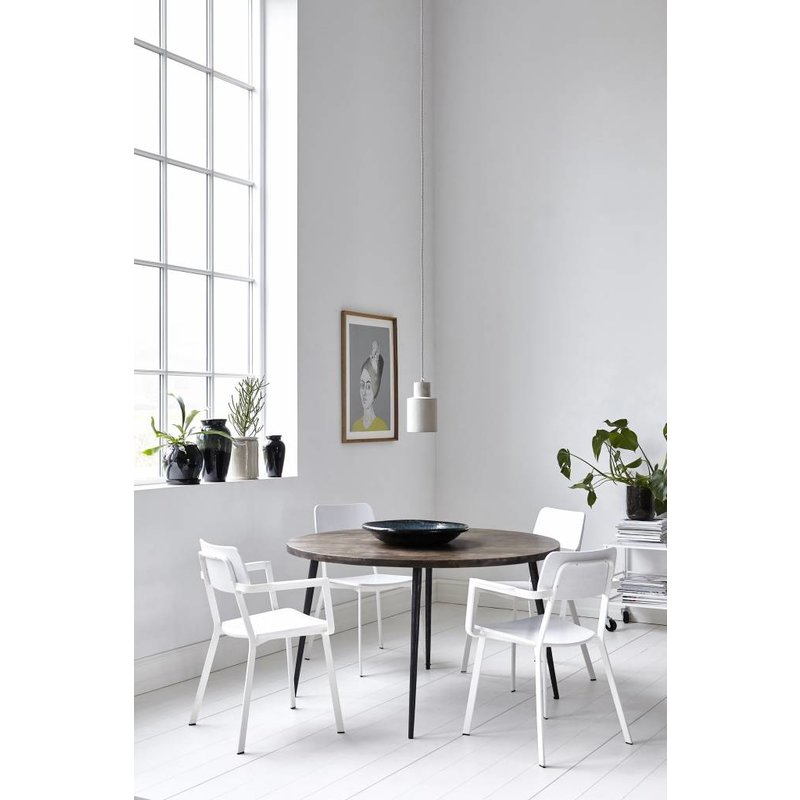 House Doctor-collectie Round dining table CLUB