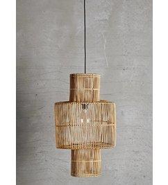 Tine K Home-collectie Rattan hanging lamp BIRD