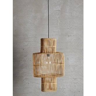 Tine K Home Hanglamp rattan BIRD