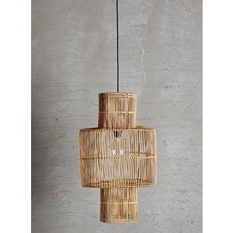Tine K Home Rattan hanging lamp BIRD