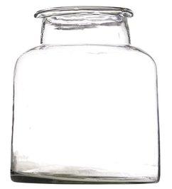 Madam Stoltz-collectie Glass vase - L-