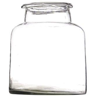 Madam Stoltz Glass vase - L-