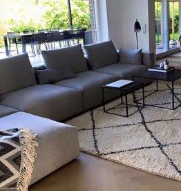 simply pure Custommade Beni Ouarain tapijt (verschillende afmetingen)