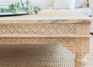 Handgemaakte accent meubelen