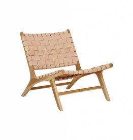 Lounge stoel MARLO ( maatwerk)