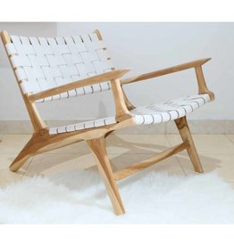 simply pure Lounge chair MARLO ( custom made) with arms