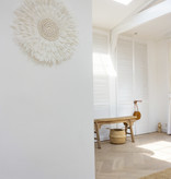 simply pure Juju Wanddekoration weiß
