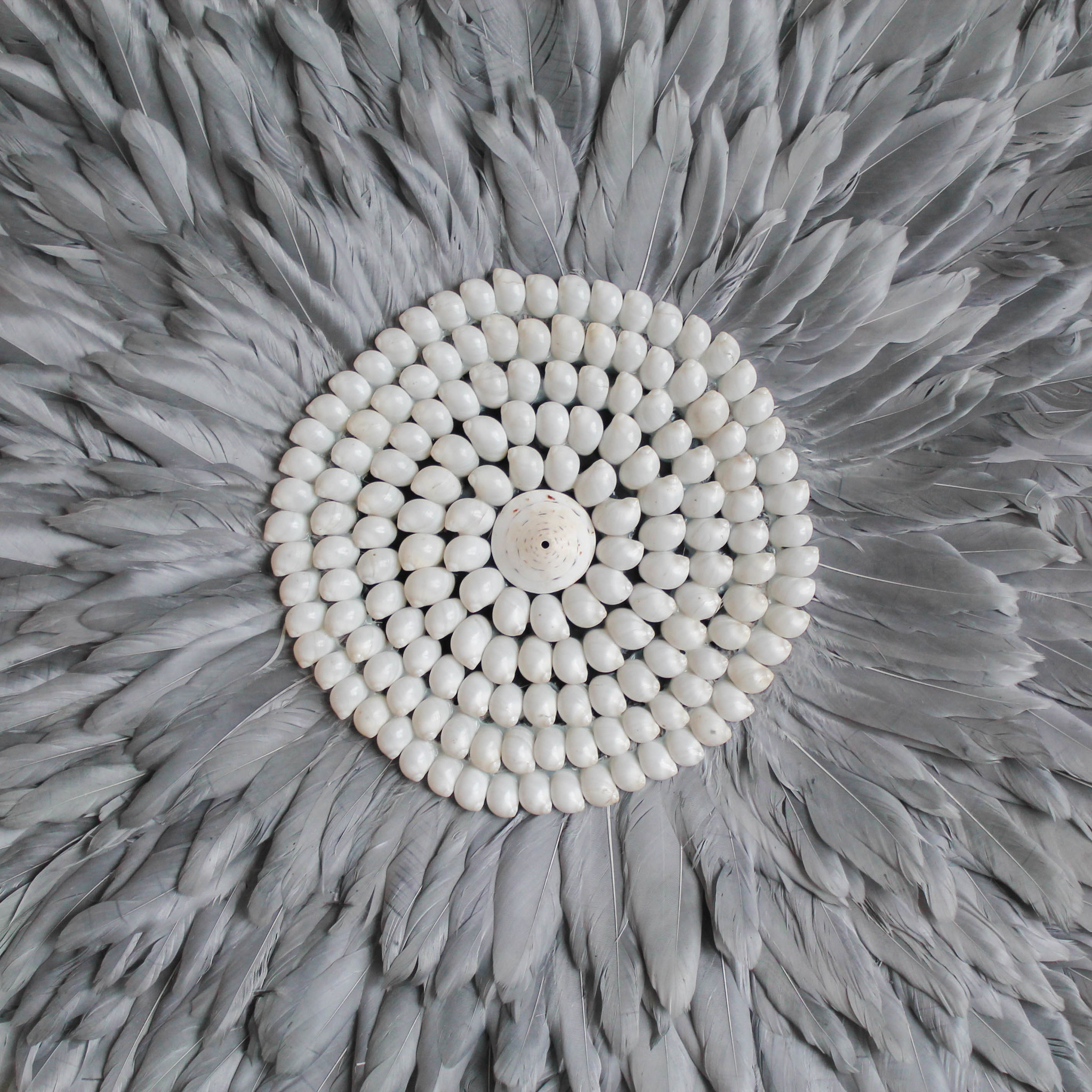 Juju wall decoration grey