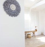 simply pure Juju wanddecoratie grijs
