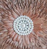 Juju wall decoration brown