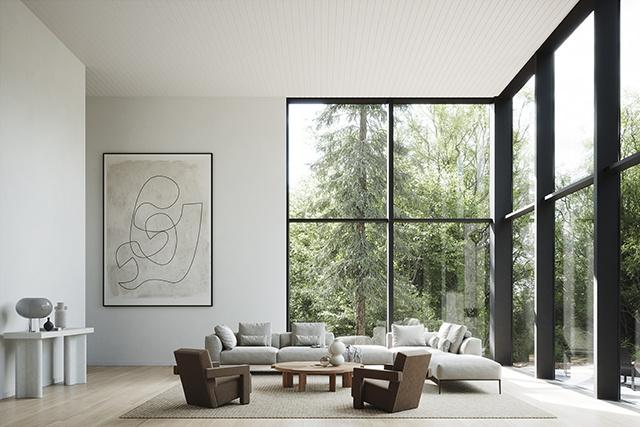 simply pure PREMIUM Interieur Beratung ( bis 50 m2)