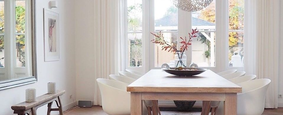 SIMPLY-PURE.COM  Header eetkamer