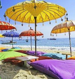 simply pure Luxe Bali Boho parasol MIX & MATCH  Customized kleur en design