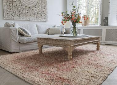 Vintage Beni M'Guild rugs