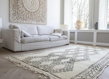 Vintage Marmoucha rugs