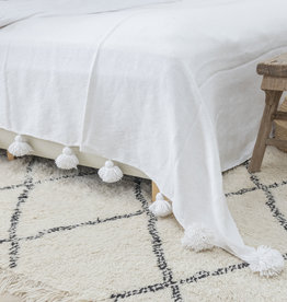 Simply Pure Vintage Beni Ourain rug  200 x 300 cm
