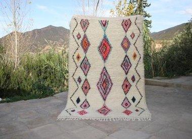 Vintage Azilal Teppiche