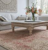 Simply Pure Handgefertigter Vintage Beni M'guild  Berber Teppich aus Marokko  215 x 357 cm