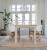 Simply Pure Handknotted Vintage Beni M'guild rug from Morocco 230 x 390 cm