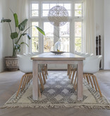 Simply Pure Handgefertigter Vintage Marmoucha Teppich aus Marokko 182 x 317 cm