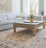 Simply Pure Handknotted Vintage Boujaad rug from Morocco 180 x 367 cm