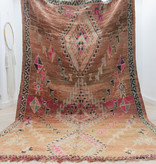 Simply Pure Handknotted Vintage Boujaad berber rug from Morocco 173 x 320 cm