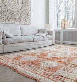 Simply Pure VintageBoujaad rug 193 x 285 cm