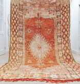 Simply Pure Handknotted Vintage Boujaad berber rug from Morocco 172 x 295