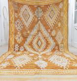 Simply Pure Handgemaakt vintage Boujaad berber vloerkleed uit Marokko 177 x 337 cm