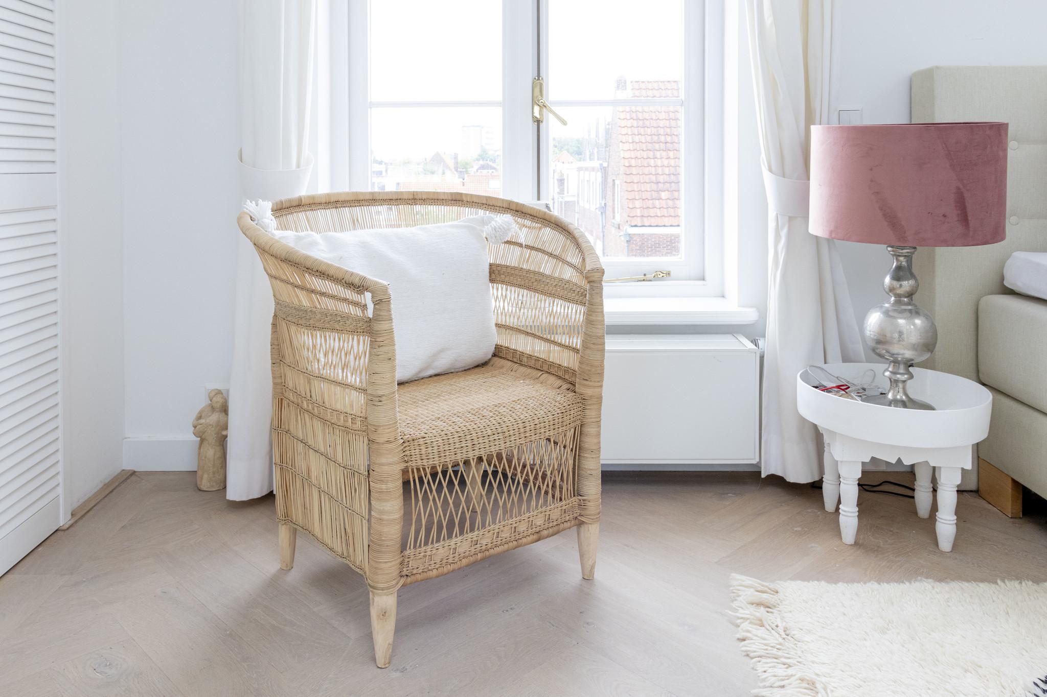 Simply Pure De echte Malawy stoel