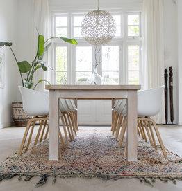 Simply Pure Vintage Beni M'guild rug  190 x 337 cm