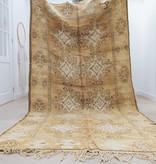 Simply Pure Handgemaakt vintage Boujaad vloerkleed uit Marokko 158 x 310 cm