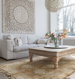 Simply Pure Handknotted Vintage Boujaad rug from Morocco 158 x 310 cm