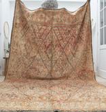 Simply Pure Handgemaakt vintage Beni M'guild uit Marokko 196 x 335 cm