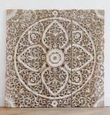 Simply Pure Geschnitzte Wandpanele Design LOTO Farbe: Weiss verschiedene Abmessungen - Copy - Copy