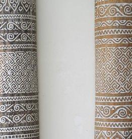 simply pure Geschnitzte Palmholz Wanddekoration TIMOR